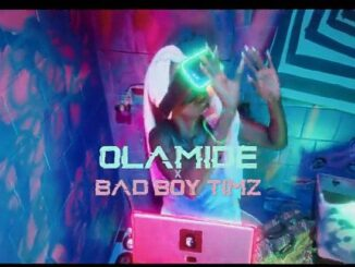 Olamide Ft Bad Boy Timz – Loading Mp4