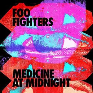 Foo Fighters – Medicine At Midnight Album