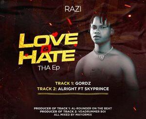 Razi – Love & Hate EP