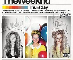 The Weeknd – Thursday Album