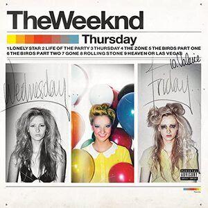 The Weeknd – Thursday Album