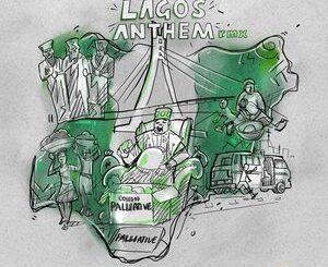 Zlatan Ft Trod, Ola Dips, Kabex & Frescool – Lagos Anthem (Remix) Mp3