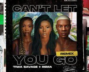 Stefflon Don Ft. Tiwa Savage & Rema – Can t Let You Go Remix Mp3