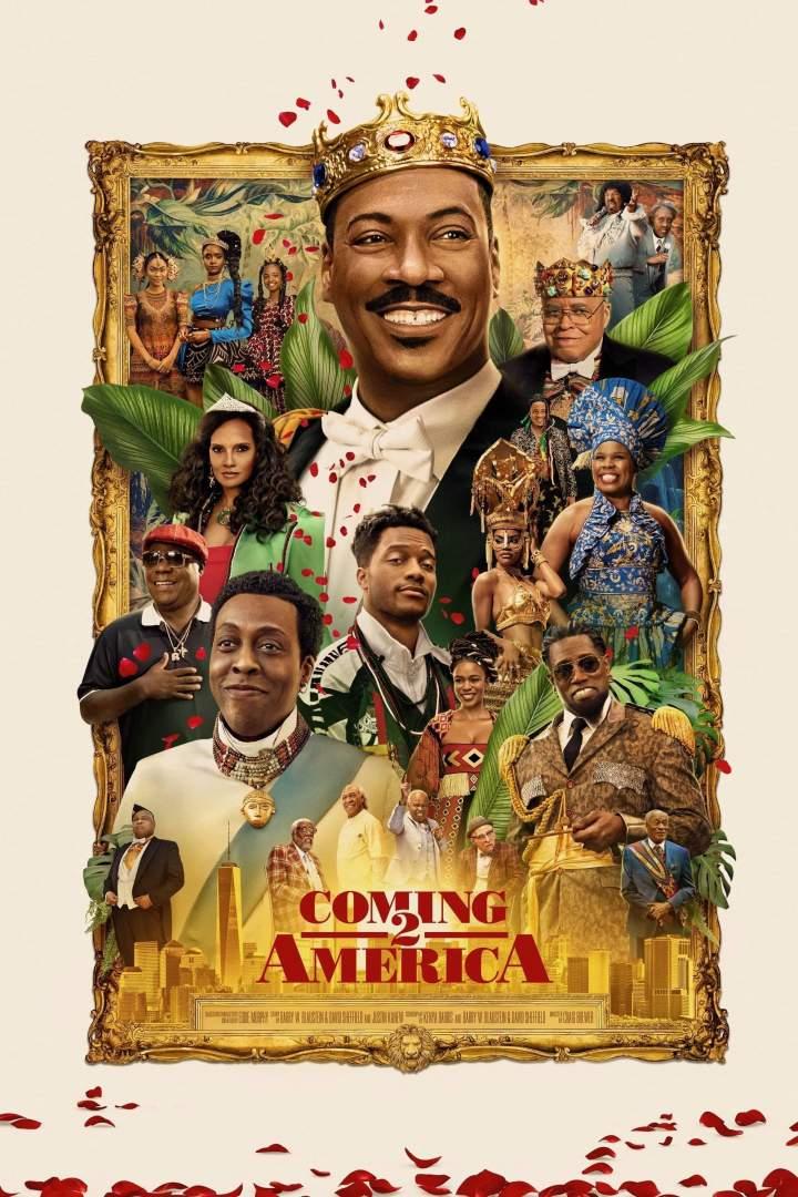 Coming 2 America 2021 Mp4
