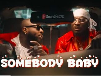 Peruzzi Ft. Davido – Somebody Baby Video Mp4
