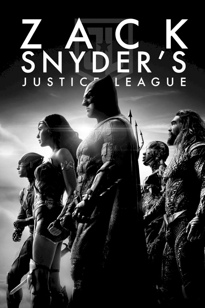 Zack Snyder's Justice League 2021 Movie