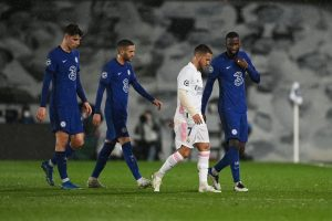 Eden Hazard sends warning to Chelsea ahead of Champions League semi-final 2nd leg
