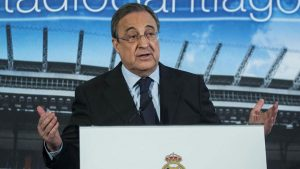Florentino Perez issues warning to Arsenal, Chelsea and Tottenham after Super League backlash