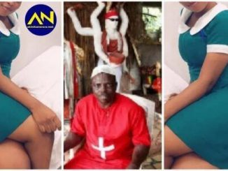 Chief Priest Goes Into Coma After Catching His Nurse Lover In Bed With Another Man