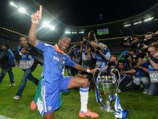 Didier Drogba's three-word message to Chelsea fans ahead of Liverpool vs Real Madrid tie