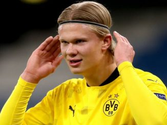 Erling Haaland names Chelsea striker among the seven strikers currently better than him