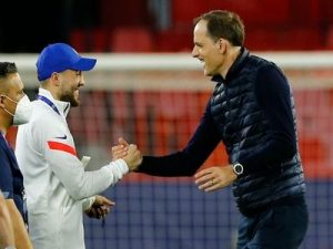 Thomas Tuchel hinted at who could replace Andreas Christensen for Chelsea vs Man City