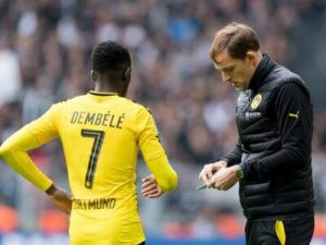 Ousmane Dembele named Thomas Tuchel as the best coach he has worked under