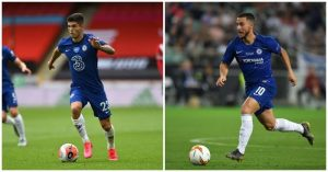 Pulisic hits back at Eden Hazard ahead of Real Madrid