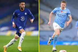Ziyech warns Chelsea teammates that Manchester City have players who can do crazy things