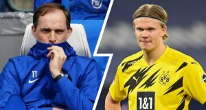 Thomas Tuchel prefers this two other strikers to Erling Haaland