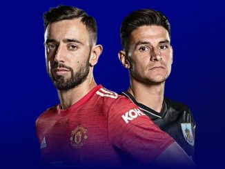 STREAM LIVE: Manchester United Vs Burnley [Watch Now] PREMIER LEAGUE 2020/2021