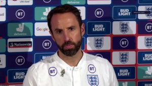 Chelsea fans angered by what they've heard from Gareth Southgate today