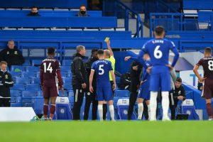 See what Thiago Silva did when he saw Daniel Amartey to enhance his reputation as a Chelsea hero