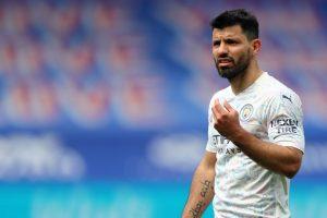 Chelsea sent Sergio Aguero transfer message