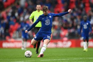 Mason Mount open up why he was angry with Timo Werner