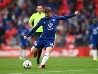 See what Timo Werner promise to Chelsea fans after FA Cup final defeat