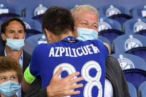 What Roman Abramovich told Cesar Azpilicueta after Chelsea's Champions League final win