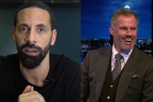 Man United hero disagrees with Rio Ferdinand and Jamie Carragher about Chelsea prediction