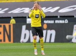 Chelsea transfer target Erling Haaland hints he is open to a move