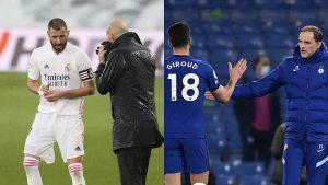 Team News: Predicted Chelsea line-up vs Real Madrid