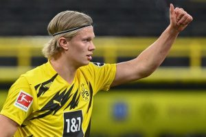 Ashley Cole explains why he doesn't want Chelsea to sign Erling Haaland