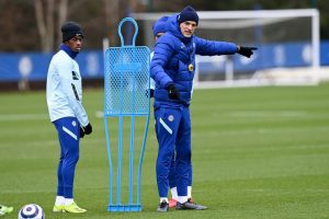 Hudson-Odoi sends message to Tuchel amid Mendy's joy - Five things spotted in Chelsea training