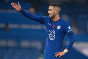 Hakim Ziyech issues Chelsea and his teammates warning ahead of Man City final