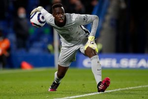 See what Mendy did after full time vs Leicester, that made some Chelsea fans adored him