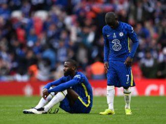 Thiago Silva sends message to his team mates after FA Cup final loss