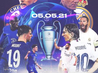 STREAM LIVE: Chelsea vs Real Madrid [Watch Now] Champions League 2020/2021