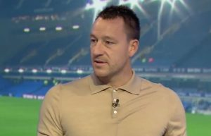 (Image): John Terry heads to Porto to support his beloved Chelsea