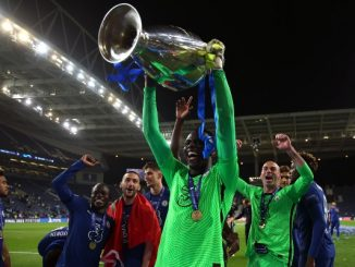 Edouard Mendy makes Champions League history with hugely impressive stat