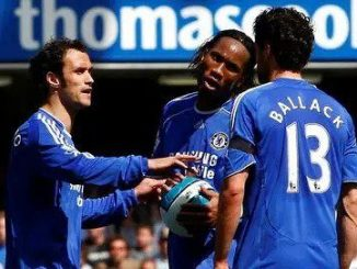 When two Chelsea icons fought over who got to take a free-kick vs Man Utd in 2008