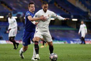 Eden Hazard breaks silence on Real Madrid transfer rumours amid talk of Chelsea return