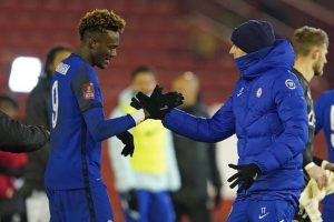 What happened between Tammy Abraham and Thomas Tuchel after Chelsea beat Real Madrid