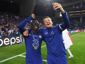 N'Golo Kante reigns supreme with man of the match performance
