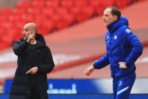 Man City coach Pep Guardiola Sends Message to Chelsea After Champions League Final Achievement