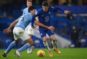 EPL: Man City vs Chelsea 1-2– Highlights