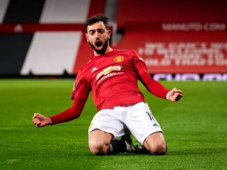 Bruno Fernandes names the best nine players in the Premier League