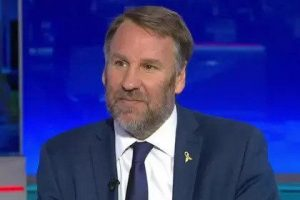 Paul Merson explain why Timo Werner should not start Champions League final