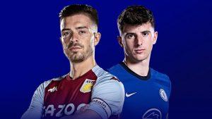STREAM LIVE: Aston Villa vs Chelsea [Watch Now] Premier League 2020/2021