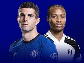 STREAM LIVE: Chelsea Vs Fulham [Watch Now] Premier League 2020/2021