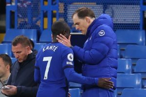 Kante reveals the secret to his fitness and the two former Blues who inspired him