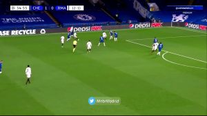 Watch: Mendy pulls off incredible save to stop Benzema from scoring